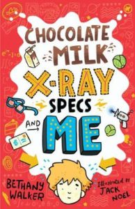 Chocolate Milk, X-ray Specs and Me